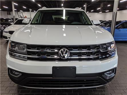2018 Volkswagen Atlas 3.6 FSI Execline (Stk: 4839) in Oakville - Image 2 of 21