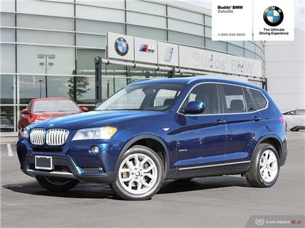 2014 BMW X3 xDrive28i (Stk: T688659A) in Oakville - Image 1 of 27