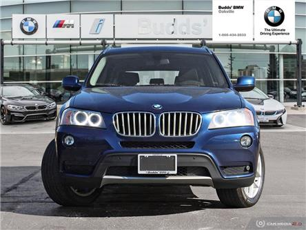 2014 BMW X3 xDrive28i (Stk: T688659A) in Oakville - Image 2 of 27