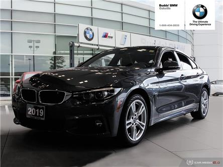 2019 BMW 430i xDrive Gran Coupe (Stk: DB5679) in Oakville - Image 1 of 25