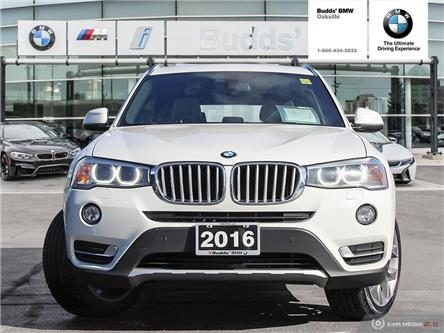 2016 BMW X3 xDrive28d (Stk: DB5787) in Oakville - Image 2 of 27