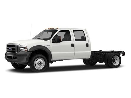 2007 Ford F-550 Chassis  (Stk: SC0107B) in Sechelt - Image 1 of 2