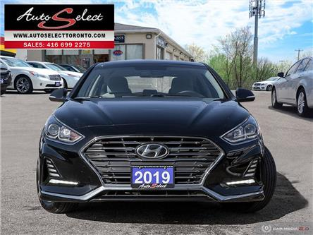 2019 Hyundai Sonata Hybrid Preferred (Stk: 19HPWR1) in Scarborough - Image 2 of 30