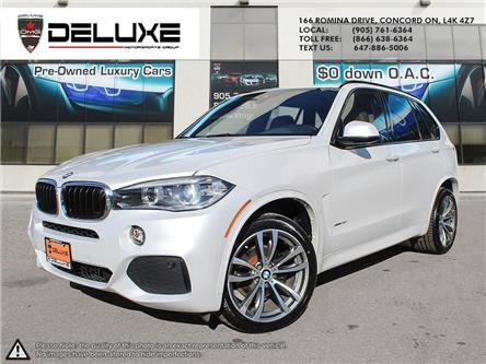 2016 BMW X5 xDrive35i (Stk: D0676) in Concord - Image 1 of 24