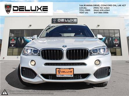 2016 BMW X5 xDrive35i (Stk: D0676) in Concord - Image 2 of 24