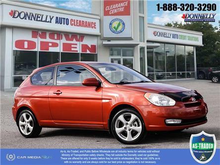 2009 Hyundai Accent  (Stk: PBWDS1807A) in Ottawa - Image 1 of 28