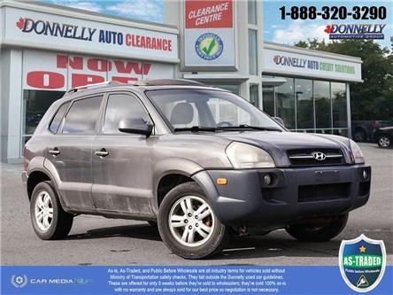 2008 Hyundai Tucson  (Stk: DR2244A) in Ottawa - Image 1 of 28