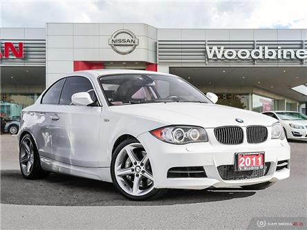 2011 BMW 135i  (Stk: P7359A) in Etobicoke - Image 1 of 25