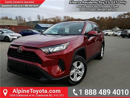 2019 Toyota RAV4 LE (Stk: S959122A) in Cranbrook - Image 1 of 23