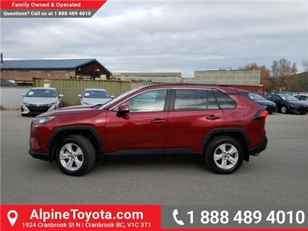 2019 Toyota RAV4 LE (Stk: S959122A) in Cranbrook - Image 2 of 23