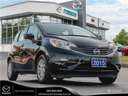 2015 Nissan Versa Note 1.6 SV (Stk: 19-0505A) in Mississauga - Image 1 of 22