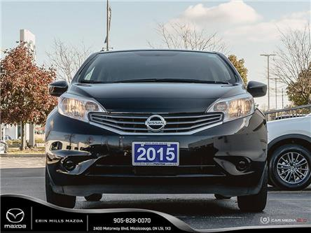 2015 Nissan Versa Note 1.6 SV (Stk: 19-0505A) in Mississauga - Image 2 of 22