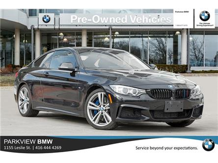 2014 BMW 435i xDrive (Stk: PP8838A) in Toronto - Image 1 of 22