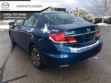 2014 Honda Civic EX (Stk: 28006) in Barrie - Image 2 of 25