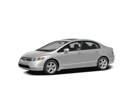 2007 Honda Civic EX (Stk: T6783A) in Waterloo - Image 2 of 2