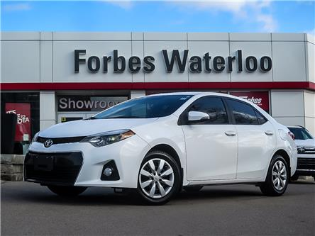 2015 Toyota Corolla S (Stk: 02125A) in Waterloo - Image 1 of 24