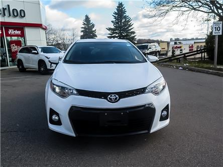 2015 Toyota Corolla S (Stk: 02125A) in Waterloo - Image 2 of 24