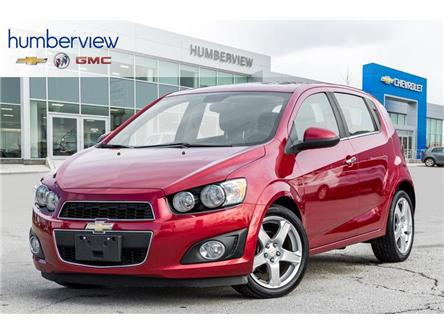 2012 Chevrolet Sonic LT (Stk: B9E048A) in Toronto - Image 1 of 17