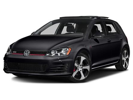 2016 Volkswagen Golf GTI 5-Door Performance (Stk: F20017A) in Orangeville - Image 1 of 10
