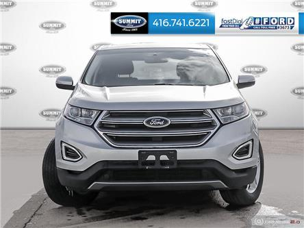 2015 Ford Edge SEL (Stk: 19H7292A) in Toronto - Image 2 of 27