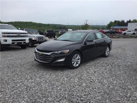 2019 Chevrolet Malibu LT (Stk: 19631) in Haliburton - Image 1 of 10