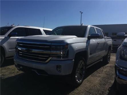 2017 Chevrolet Silverado 1500 High Country (Stk: 17627) in Haliburton - Image 1 of 6