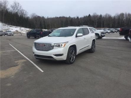 2019 GMC Acadia Denali (Stk: 19437) in Haliburton - Image 1 of 19