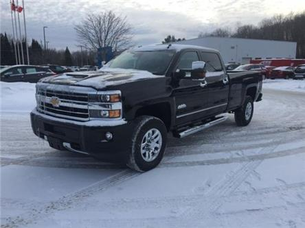 2019 Chevrolet Silverado 3500HD High Country (Stk: 19051) in Haliburton - Image 1 of 3