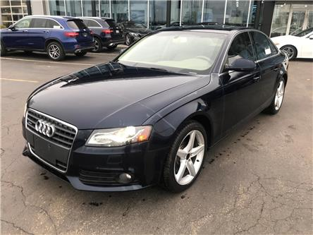 2011 Audi A4 2.0T Premium Plus (Stk: K3739A) in Kitchener - Image 1 of 8