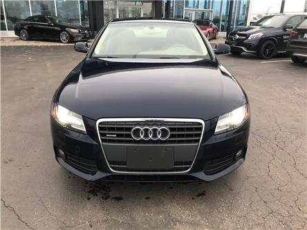 2011 Audi A4 2.0T Premium Plus (Stk: K3739A) in Kitchener - Image 2 of 8