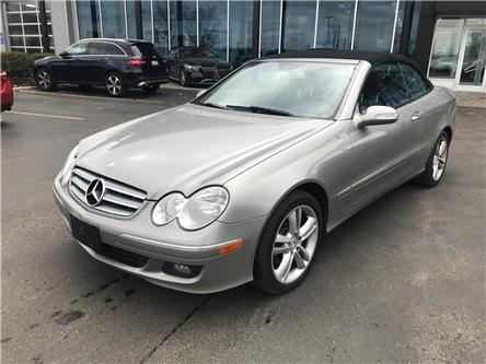 2007 Mercedes-Benz CLK-Class Base (Stk: K3930) in Kitchener - Image 1 of 7