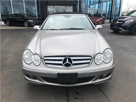 2007 Mercedes-Benz CLK-Class Base (Stk: K3930) in Kitchener - Image 2 of 7