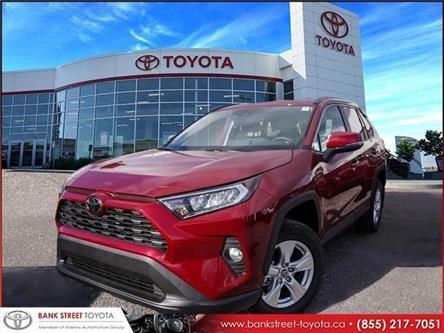 2020 Toyota RAV4 XLE (Stk: 27854) in Ottawa - Image 1 of 26