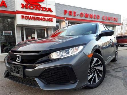2018 Honda Civic LX (Stk: 10752A) in Brockville - Image 1 of 24