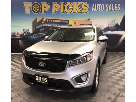 2016 Kia Sorento 2.4L LX (Stk: 052323) in NORTH BAY - Image 1 of 28