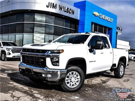 2020 Chevrolet Silverado 2500HD LT (Stk: 202035) in Orillia - Image 1 of 26