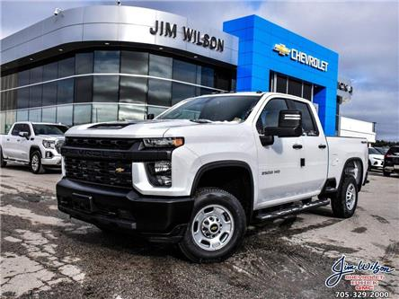 2020 Chevrolet Silverado 2500HD Work Truck (Stk: 202056) in Orillia - Image 1 of 23