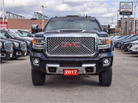 2017 GMC Sierra 2500HD Denali/6.6L V8/Z71/HD TRAILR/20s/HTD&CLD STS/STEPS (Stk: 218117A) in Milton - Image 2 of 26