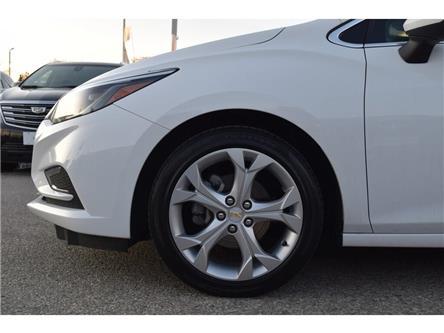 2018 Chevrolet Cruze PREMIER/HTD SEATS/HTD WHEEL/CARPLAY/REAR CAMRA/17s (Stk: PR5126) in Milton - Image 2 of 18