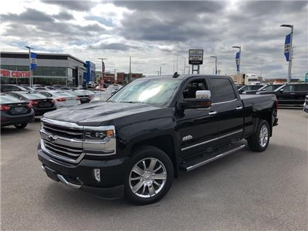2017 Chevrolet Silverado 1500 High Country|4X4|CREW CAB|NAVIGATION| (Stk: 273759A) in BRAMPTON - Image 2 of 21