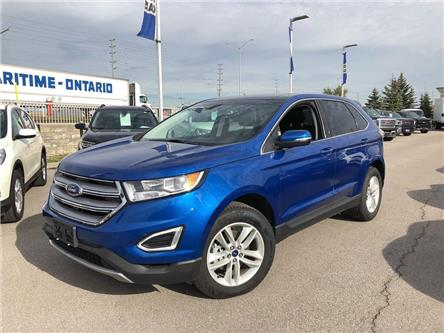 2018 Ford Edge SEL|/PANO-ROOF|LEATHER|NAVIGATION| (Stk: PW18244B) in BRAMPTON - Image 2 of 21