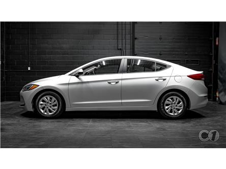 2017 Hyundai Elantra SE (Stk: CB19-474) in Kingston - Image 1 of 35