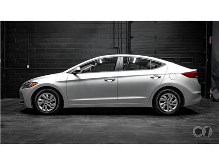 2017 Hyundai Elantra LE (Stk: CB19-474) in Kingston - Image 1 of 35