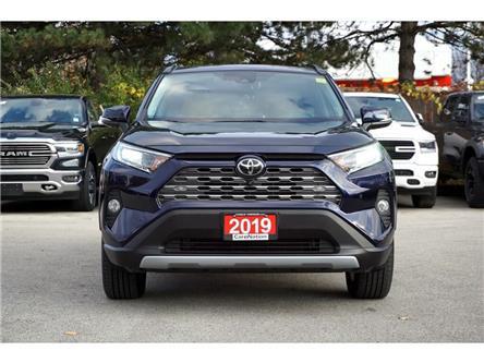 2019 Toyota RAV4 AWD LIMITED  TOYOTA DASHCAM  REMOTE START & MORE! (Stk: K1278A) in Burlington - Image 2 of 50