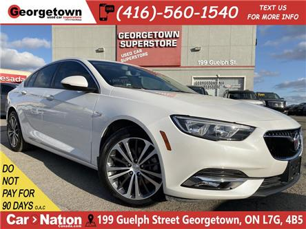 2018 Buick Regal Essence AWD | CLEAN CARFAX | LEATHER | NAVI | ROOF (Stk: P12763) in Georgetown - Image 1 of 31