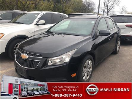 2012 Chevrolet Cruze LT Turbo w/1SA (Stk: M19Q121A) in Maple - Image 1 of 2