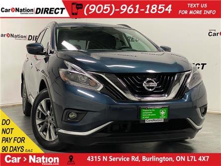 2018 Nissan Murano  (Stk: DRD2816) in Burlington - Image 1 of 40