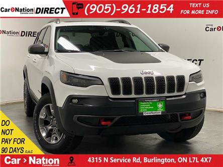 2019 Jeep Cherokee Trailhawk (Stk: DRD2907) in Burlington - Image 1 of 39