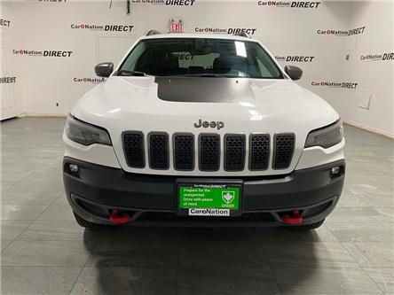 2019 Jeep Cherokee Trailhawk (Stk: DRD2907) in Burlington - Image 2 of 39