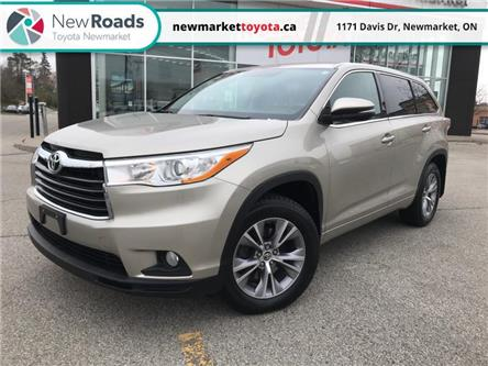 2016 Toyota Highlander  (Stk: 347861) in Newmarket - Image 1 of 25